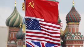 Москва обещает Вашингтону «СЕРЬЕЗНЫЙ РАЗГОВОР» о своем послании в День Победы, в котором упускается роль Советского Союза в разгроме нацистов
