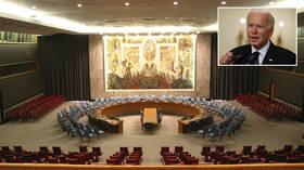По мере нарастания напряженности из-за «ворот-убийц» Москва пренебрегает Байденом в ООН, отправляя только заместителя посланника на виртуальный саммит с президентом США.