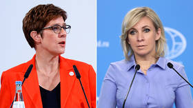 «Зависимая» Германия переоценивает свою мощь, настаивая на том, что будет иметь дело с Россией с «позиции силы» - Москва