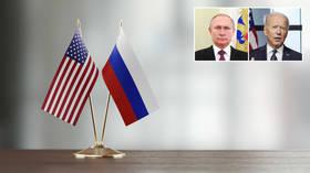 Кремль заявляет, что в ближайшем будущем Путин НЕ БУДЕТ встречаться с Байденом.  Москва не исключает переговоров, но разочарована спекуляциями о новых санкциях
