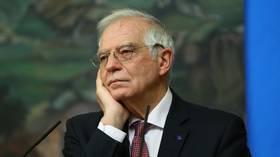 Вернувшись в Брюссель после провального визита в Москву, Боррелл действует примерно по очереди, лоббируя членов ЕС за новые антироссийские санкции.