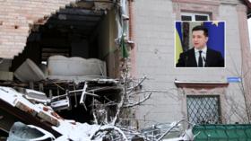 Если Украина начнет полномасштабную войну в Донбассе, Россия будет вынуждена защищать своих граждан, считает заместитель главы администрации Путина.