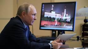 Путин не позволит США читать лекции России с «позиции силы», - настаивает Кремль после нескольких недель дипломатических споров с Байденом.