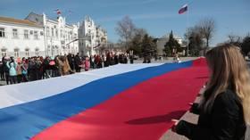 Спустя семь лет после присоединения Крыма к России западные лидеры обманывают себя, надеясь, что полуостров когда-либо вернется в состав Украины.