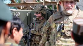 Великобритания отправит 600 военнослужащих обратно в Афганистан для помощи в эвакуации